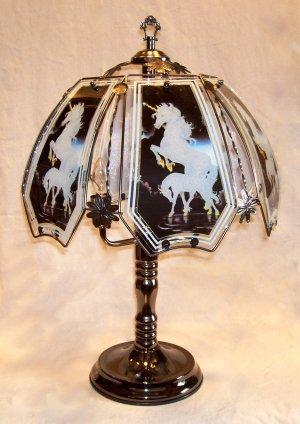 Unicorn Touch Lamp