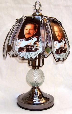 Dale Earnhardt Sr Touch Lamp 1