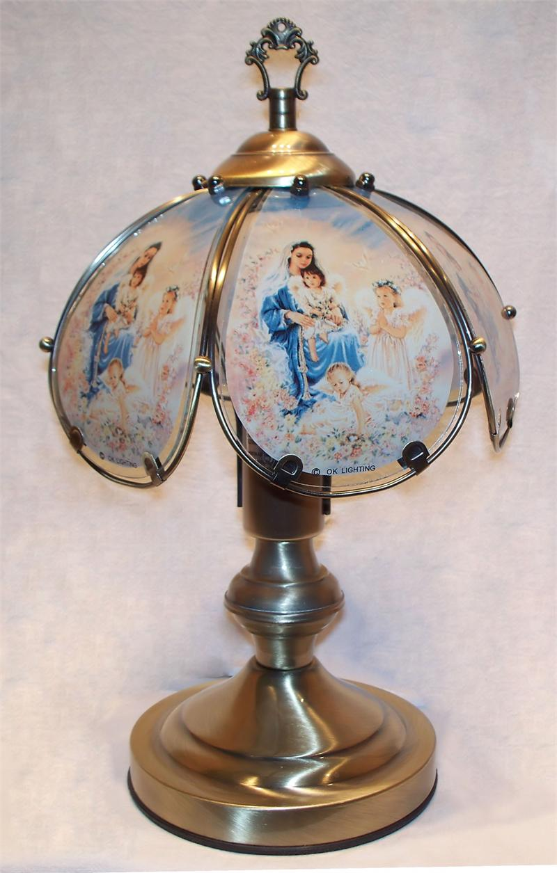 Angels Small Touch Lamp