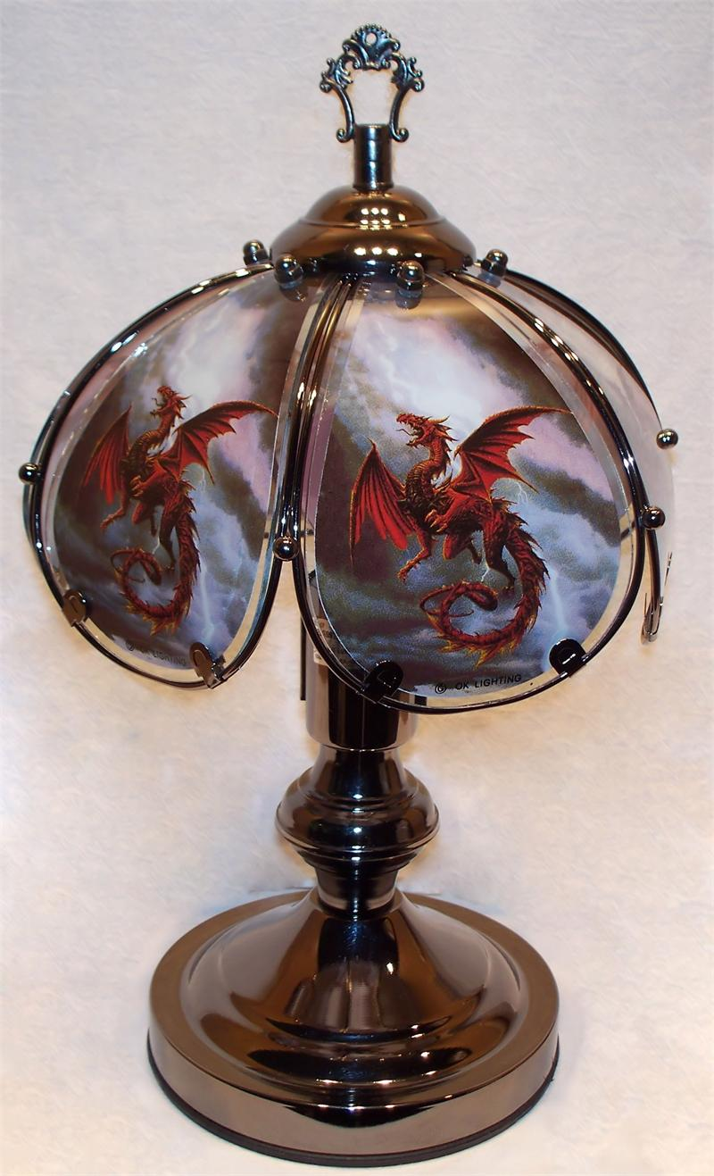 Dragon Small Touch Lamp