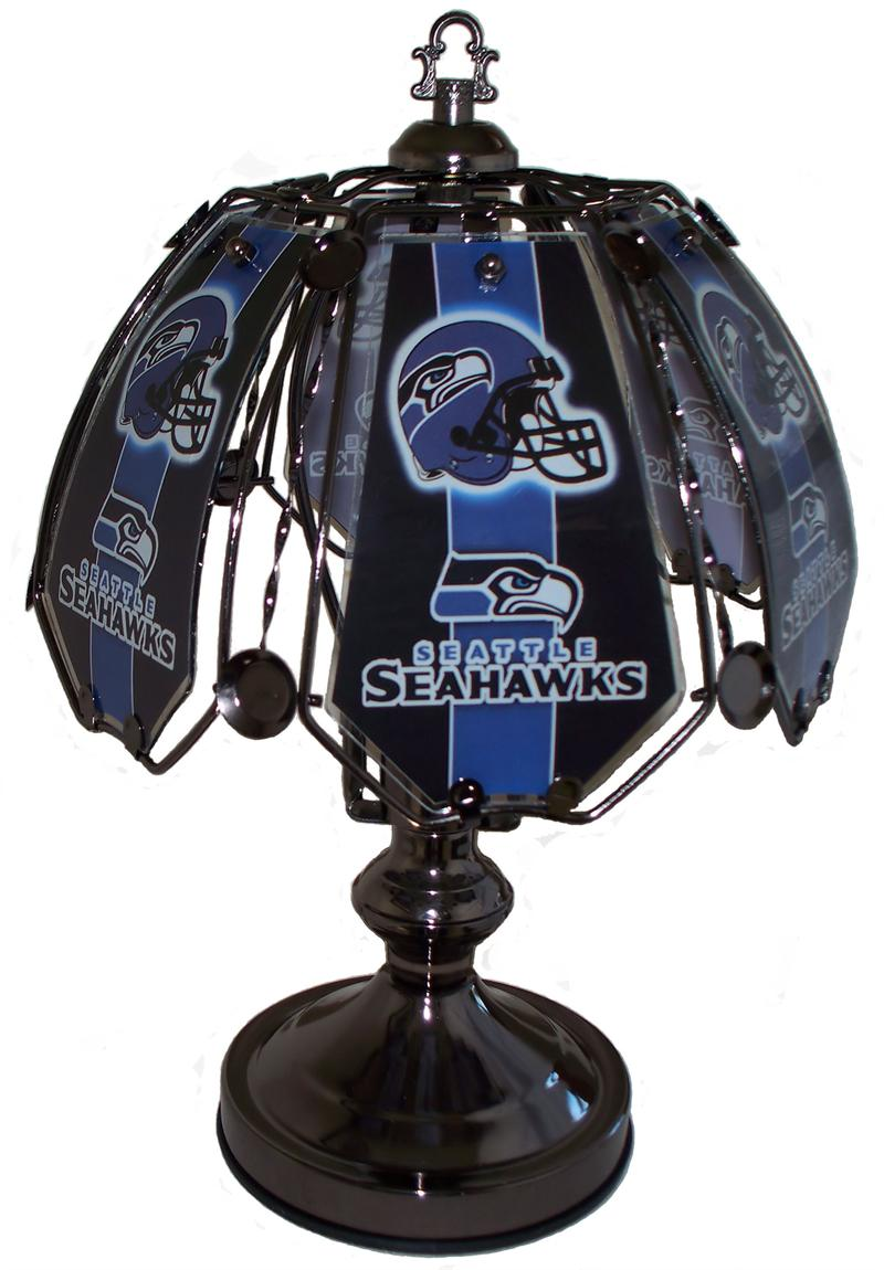 Seattle Seahawks SP small touch lamp #SM-SP-SHK