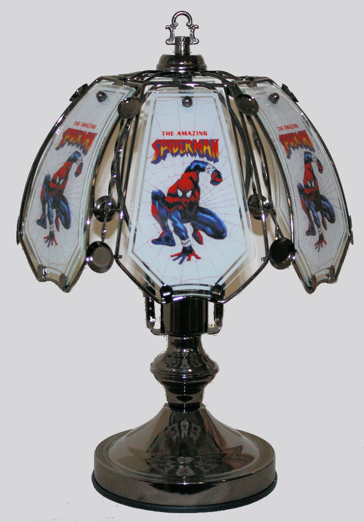 Spiderman Small Touch Lamp