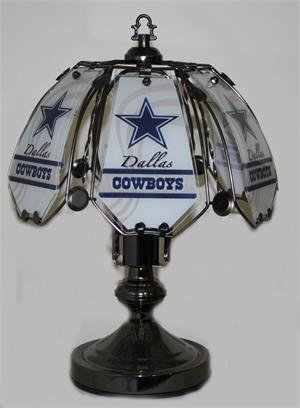Dallas Cowboys 4 Touch Lamp