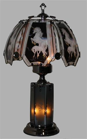 Unicorn Upper Lower Touch Lamp